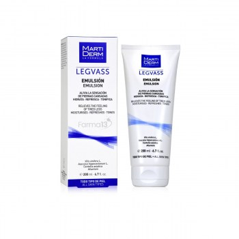 legvass emulsion 200ml martiderm